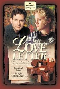 A Carta de Amor - Poster / Capa / Cartaz - Oficial 1