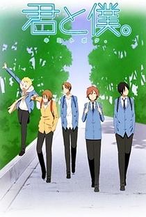 Kimi to Boku. (1ª Temporada) - Poster / Capa / Cartaz - Oficial 2