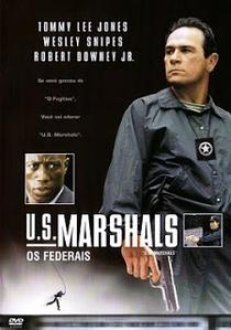 U.S. Marshals - Os Federais - Poster / Capa / Cartaz - Oficial 2