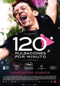 120 Batimentos por Minuto - Poster / Capa / Cartaz - Oficial 12