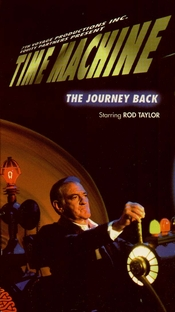 Time Machine: The Journey Back - Poster / Capa / Cartaz - Oficial 1