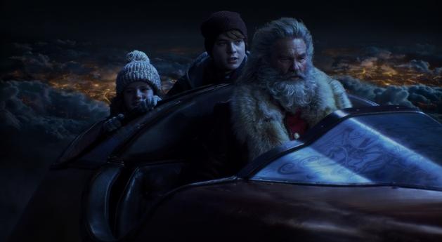 Kurt Russel é o Papai Noel em Crônicas de Natal, estreia em novembro na Netflix