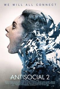 Antisocial 2 - Poster / Capa / Cartaz - Oficial 1