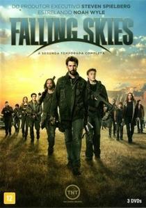 Falling Skies (5ª Temporada) - Poster / Capa / Cartaz - Oficial 2