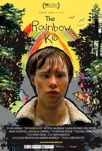 The Rainbow Kid - Poster / Capa / Cartaz - Oficial 1