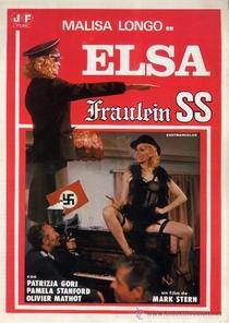O Comboio Nazi do Prazer - Poster / Capa / Cartaz - Oficial 1