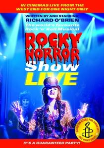 Rocky Horror Show Live - Poster / Capa / Cartaz - Oficial 1
