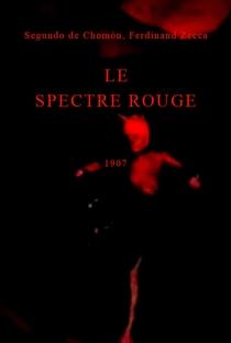 O Fantasma Vermelho - Poster / Capa / Cartaz - Oficial 1