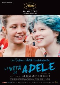 Azul é a Cor Mais Quente - Poster / Capa / Cartaz - Oficial 9