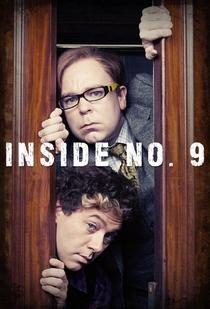 Inside No. 9 (1ª Temporada) - Poster / Capa / Cartaz - Oficial 3