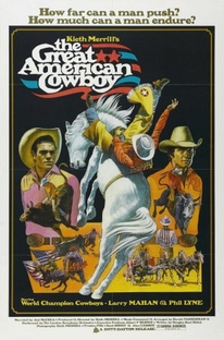 The Great American Cowboy - Poster / Capa / Cartaz - Oficial 1