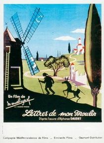 Les Lettres de Mon Moulin - Poster / Capa / Cartaz - Oficial 1
