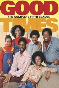Good Times (5ª Temporada)  - Poster / Capa / Cartaz - Oficial 1