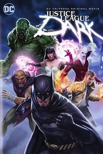 Liga da Justiça Sombria - Poster / Capa / Cartaz - Oficial 1