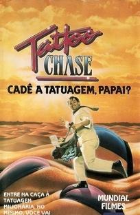 Cadê a Tatuagem, Papai? - Poster / Capa / Cartaz - Oficial 1