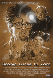 George Lucas Apaixonado - Poster / Capa / Cartaz - Oficial 1