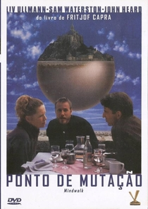 Ponto de Mutação - Poster / Capa / Cartaz - Oficial 3