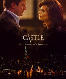 Castle (5ª Temporada) - Poster / Capa / Cartaz - Oficial 3