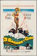 Uma Garota de Sorte (Three Sailors and a Girl)