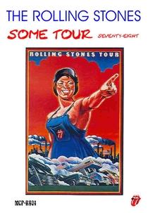 Rolling Stones - Some Tour '78 - Poster / Capa / Cartaz - Oficial 1