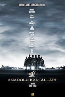 Anatolian Eagles - Poster / Capa / Cartaz - Oficial 5