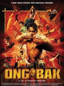 Ong-Bak - Guerreiro Sagrado - Poster / Capa / Cartaz - Oficial 3