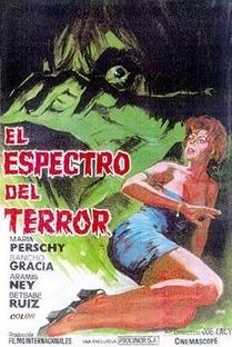 El Espectro del Terror - Poster / Capa / Cartaz - Oficial 1