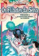 Os Filhotes da Selva - Os Destemidos Heróis da Floresta (Jungle Cubs 2: Once Upon a Wine)