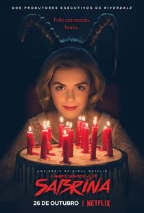 O Mundo Sombrio de Sabrina (Parte 1) - Poster / Capa / Cartaz - Oficial 1