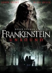 Frankenstein - O Monstro das Trevas - Poster / Capa / Cartaz - Oficial 5