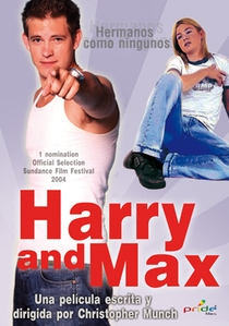 Harry + Max - Poster / Capa / Cartaz - Oficial 5