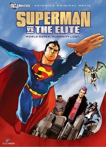 Superman Contra a Elite - Poster / Capa / Cartaz - Oficial 1
