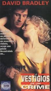 Vestígios De Um Crime - Poster / Capa / Cartaz - Oficial 3