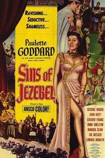 Os Pecados de Jezebel - Poster / Capa / Cartaz - Oficial 1