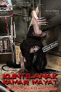 The Ghost of Mortuary - Poster / Capa / Cartaz - Oficial 1