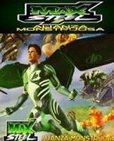 Max Steel: Aliança Monstruosa - Poster / Capa / Cartaz - Oficial 1