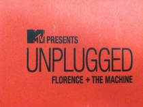Florence + The Machine MTV Unplugged - A Live Album - Poster / Capa / Cartaz - Oficial 2