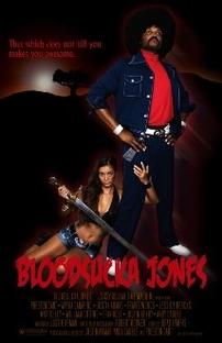 Bloodsucka Jones - Poster / Capa / Cartaz - Oficial 1