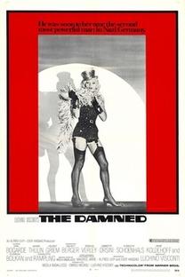Os Deuses Malditos - Poster / Capa / Cartaz - Oficial 1