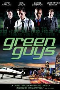 Green Guys - Poster / Capa / Cartaz - Oficial 1