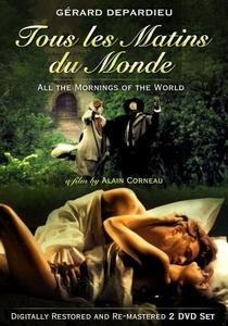 Todas As Manhãs do Mundo - Poster / Capa / Cartaz - Oficial 1
