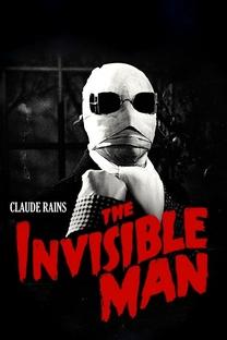 O Homem Invisível - Poster / Capa / Cartaz - Oficial 10