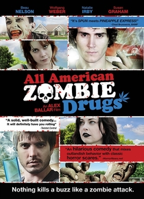All American Zombie Drugs - Poster / Capa / Cartaz - Oficial 1