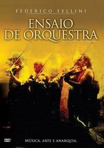 Ensaio de Orquestra - Poster / Capa / Cartaz - Oficial 5