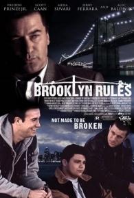 Regras do Brooklyn - Poster / Capa / Cartaz - Oficial 1