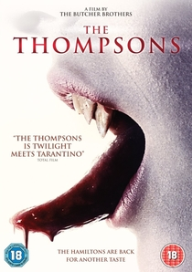 The Thompsons - Poster / Capa / Cartaz - Oficial 1