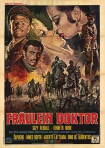 Fräulein Doktor, a Mulher Sem Nome - Poster / Capa / Cartaz - Oficial 1