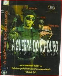 A Guerra do Kuduro - Poster / Capa / Cartaz - Oficial 1