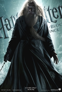 Harry Potter e o Enigma do Príncipe - Poster / Capa / Cartaz - Oficial 14