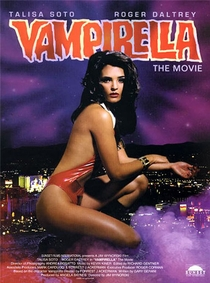 Vampirella  - Poster / Capa / Cartaz - Oficial 1